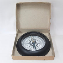 Vintage Francis Barker Educational Desk Compass