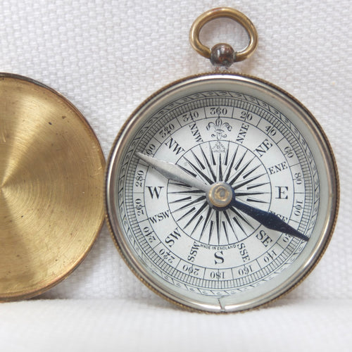 Francis Barker 1860 Pattern Pocket Compass