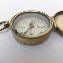 Francis Barker Luminous Pocket Compass c.1875