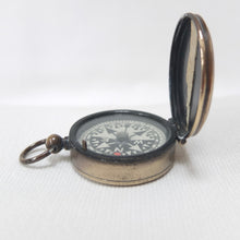Francis Barker RGS Pocket Compass c.1890 | Compass Library