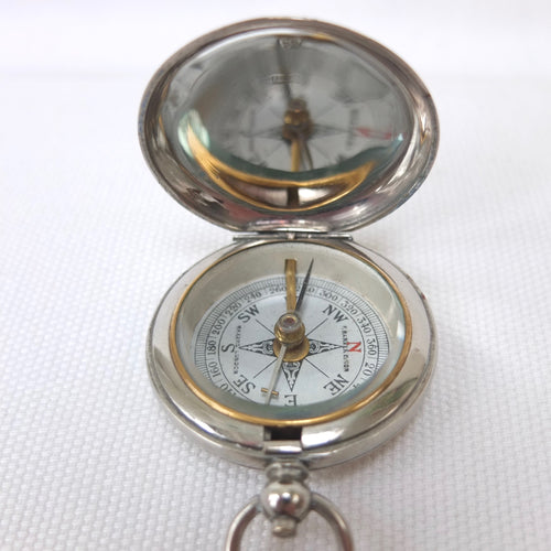 F. Barker & Son Pocket Compass c.1910