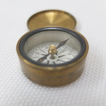 Francis Barker Miniature Pocket Compass c.1890