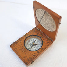 Francis Barker Sundial Compass c.1875