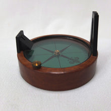 Francis Barker Wood Cased Educational Compass