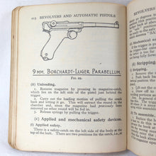 WW2 Small Arms manual | Luger