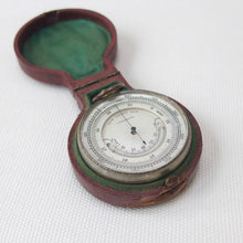 Victorian Altimeter Barometer Thermometer c.1880