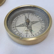 R. Bailey of Birmingham, Pocket Compass c.1890