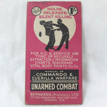 WW2 Manual of Commando and Guerilla Warfare