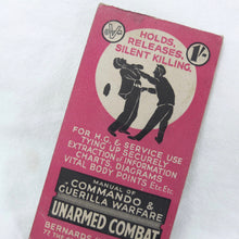 WW2 Unarmed Combat Manual | Compass Library
