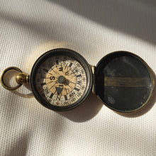 W. Gregory & Co. British Army Marching Compass 1900