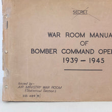 RAF Bomber Command War Room Manual (1945)