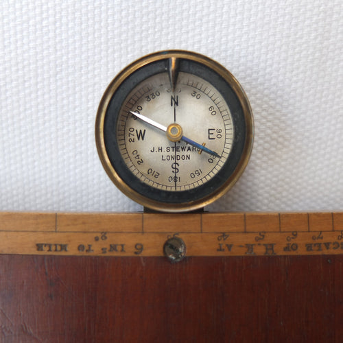 WW1 RFC Sketching Board Compass