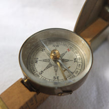 1914 Christmas Truce Compass | Lt C. B. Brockbank | Compass Library