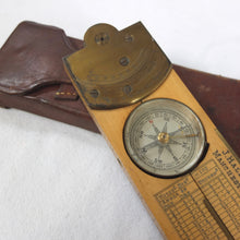 1914 Christmas Truce Machine Gun Officer's Compass