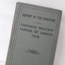 Overseas Military Forces of Canada 1918