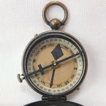 J. H. Steward Verner's Patent Marching Compass