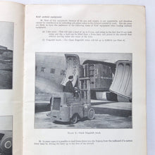 C47 Dakota Air Operations Manual (1945) | Carriage of Army Equipment by Air