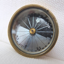Cary Singer's Patent compass c.1865 | Compass Library