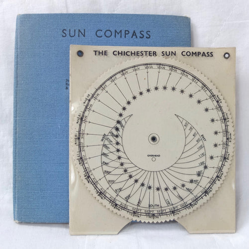 The Chichester Sun Compass (1944) | Francis Chichester
