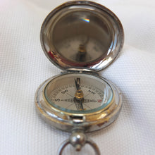 Francis Barker Pocket Compass