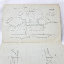 WW1 Mine Craters and Trenches Manual (1916)