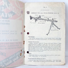 Learn to Use Enemy Weapons (1944) | Machine Guns: MG 34 and MG42