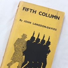 Fifth Column  (1940)