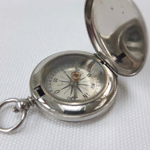 German Hunter Cased Pocket Compass c.1910