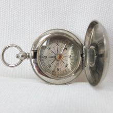German Pocket Compass 1910 | Case