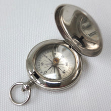 German Pocket Compass 1910 | Compass card