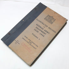 WW2 War Office M.I. 10 Intelligence Manual | German Mines