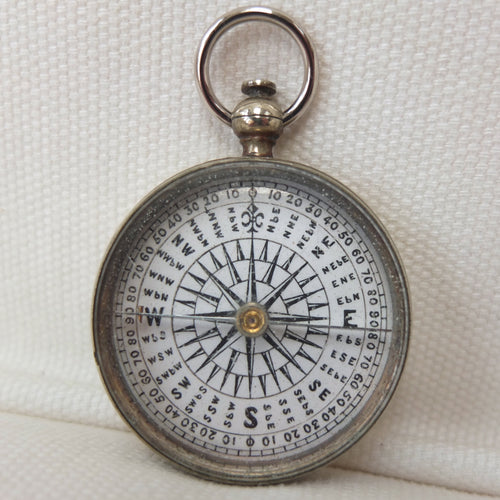Georgian Antique Pocket Compass c.1830