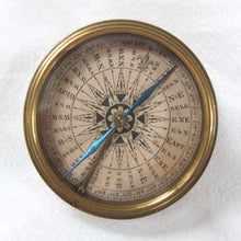 Georgian Pocket Compass c.1830