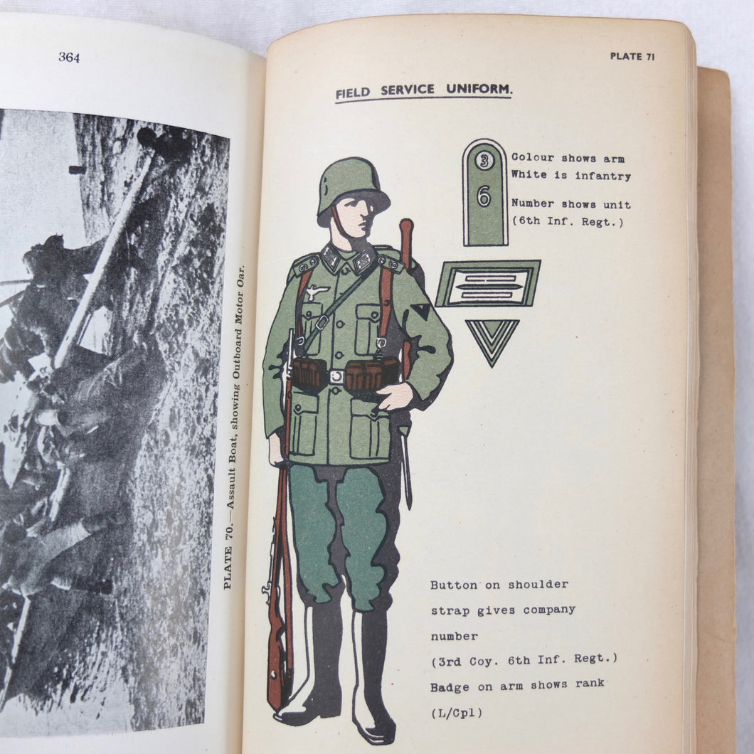 WW2 War Office M I  14 Manual | German Army - War (1940) – Compass