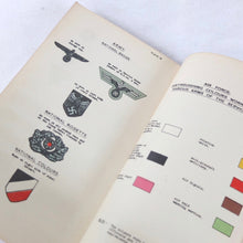 WW2 War Office M.I. 14 Intelligence Manual | German Army