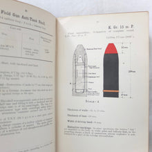 War Office Notes on German Shells (1918)