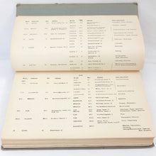 WW2 War Office German Military Headquarters Manual (1945)