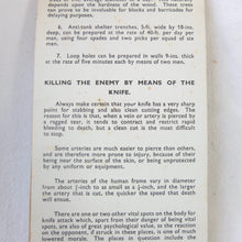 WW2 Manual of Guerilla Tactics c.1941