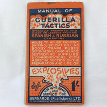 WW2 Manual of Guerilla Tactics (1941)