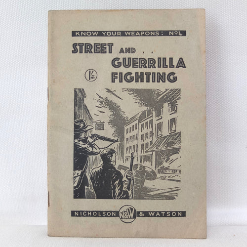 Street and Guerrilla Fighting (1942)
