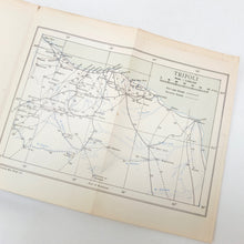 Naval Staff Intelligence | Handbook of Libya (1917)