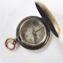 J. H. Steward Pocket Compass c.1900