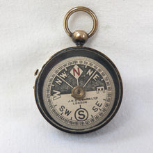 J. H. Steward Pocket Compass c.1890