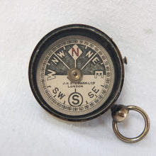 J. H. Steward Pocket Compass c.1890 | Compass Library