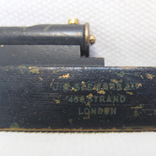 Antique J. H. Steward Pocket Reflecting Sight Level