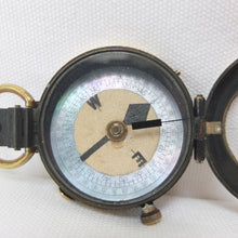 Lt-Col Kitchin DSO | Verner's MK VI Compass | Gallipoli