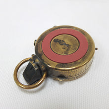 WW1 Verners Service Compass | Lt-Col C. E. Kitchin DSO | SWB