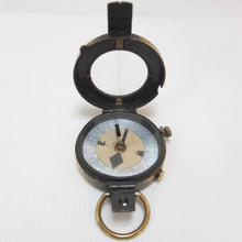 WW1 Verners Service Compass | Lt-Col C. E. Kitchin DSO