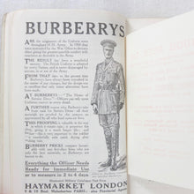 WW1 Officer's Trench Warfare Handbook (1916)