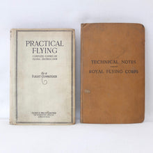 WW1 RFC Flying Manuals (1916-1918) | Compass Library